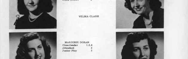 Seniors 1949