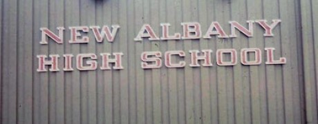 New Albany high School