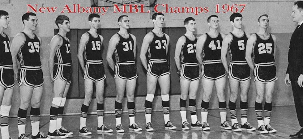 1967 New Albany / MBL Champs