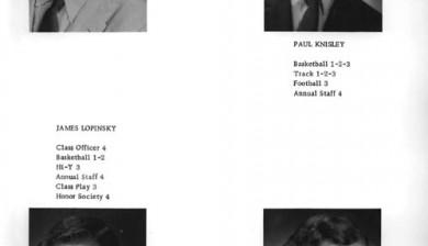 Seniors 1959