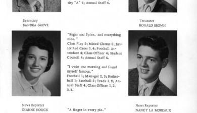 Seniors 1960