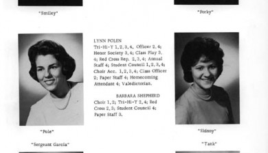 Seniors 1962