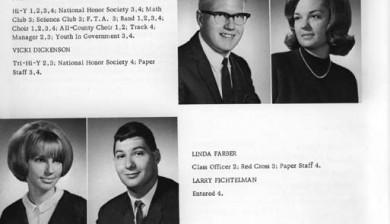 Seniors 1967