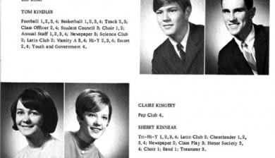 Seniors 1968