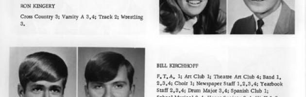 Seniors 1969