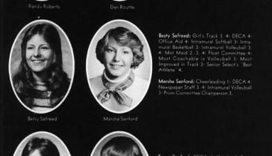 Seniors 1977